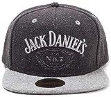 Jack Daniels Cap Old No.7 Brand Logo Snapback Mütze Schirmmütze Logo Kappe Wollmütze