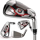Wilson Golf- Staff D200 Irons (8 Iron Set)