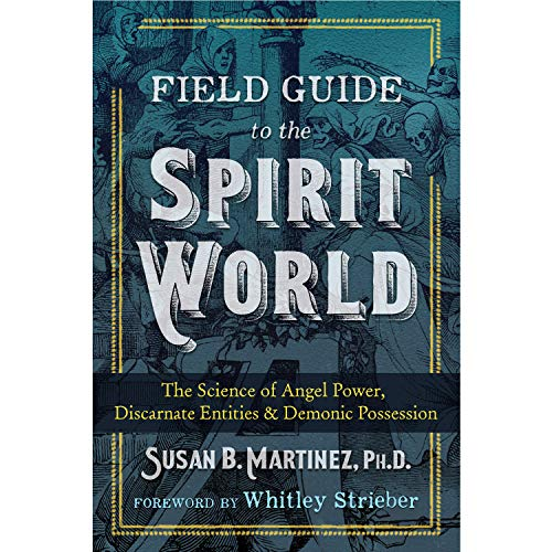 Field Guide to the Spirit World cover art