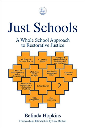Just Schools: A Whole School Approach to Restorative Justice