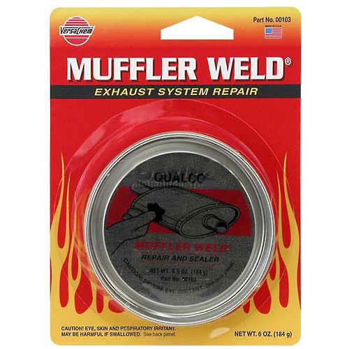 Versachem Muffler Weld Repair & Sealer, 6.0oz