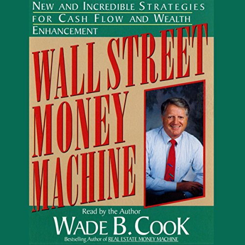 Wall Street Money Machine audiobook cover art