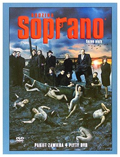 Sopranos Series 5: Box Set, The (BOX) [4DVD] (IMPORT) (Keine deutsche Version)