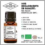 Huile essentielle de Clou de Girofle BIO - MyCosmetik - 5 ml #2
