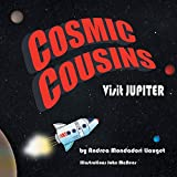 Cosmic Cousins Visit Jupiter