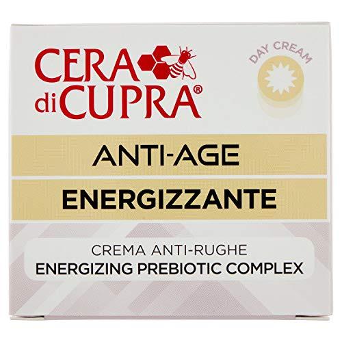 CERA DI CUPRA - Crema Anti-Rughe Energizzante - 1 x 50 ml