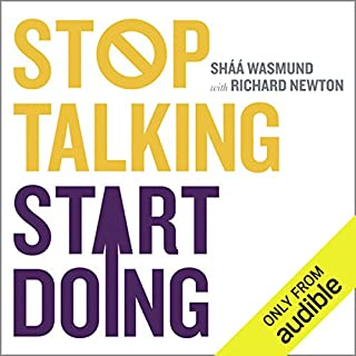 Stop Talking Start Doing  cover art
