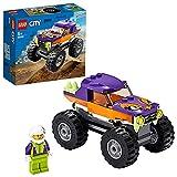 LEGO 60251 City Grandes Vehículos Monster Truck, Juguete de Construcción Niños y Niñas a partir de 5 años con Mini Figura