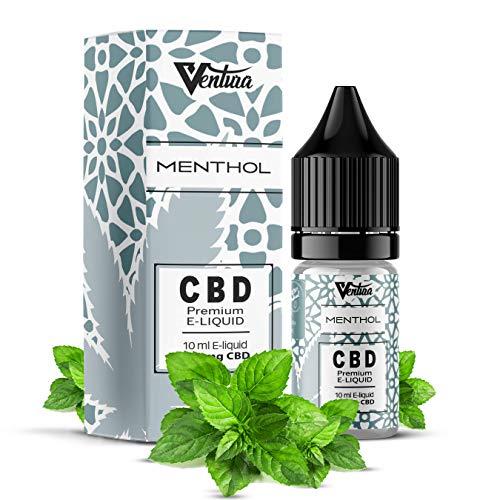 Premium CBD Liquid Menthol von Ventura |...