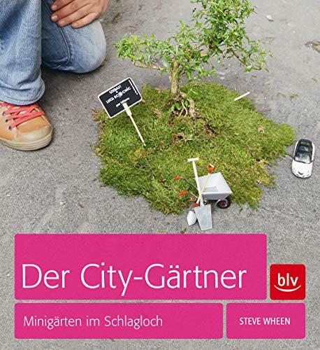 Der City-Gärtner: Minigärten im Schlagloch
