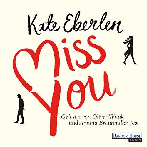 Miss you audiobook cover art
