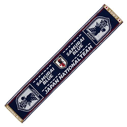 日本サッカー協会(JFA) タオルマフラー 今治ブランド認定タオル (エンブレム) O-295