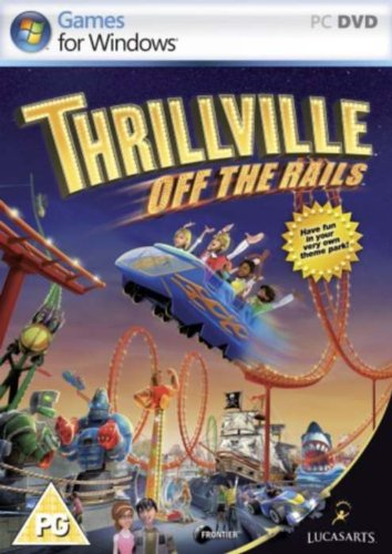 Thrillville: Off the Rails (PC DVD) [Importación inglesa]