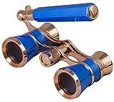 Best Opera Glasses - Levenhuk Broadway 325L Blue Wave Lorgnette Opera Glasses Review