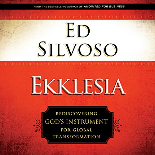 Ekklesia audiobook cover art