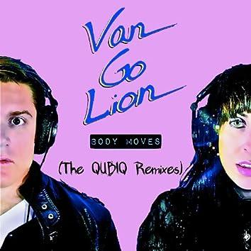 Body Moves (The Qubiq Remixes)