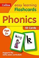 Phonics Flashcards: Ideal for Home Learning (Collins Easy Learning Preschool)