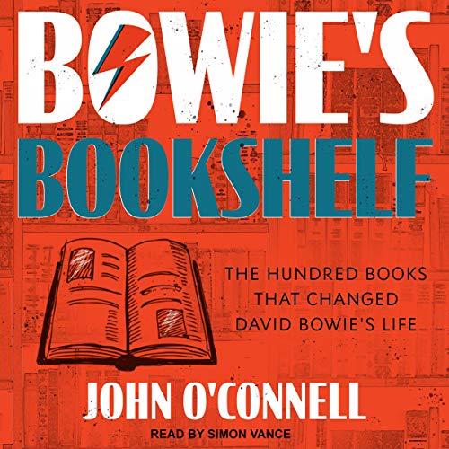 Bowie's Bookshelf cover art