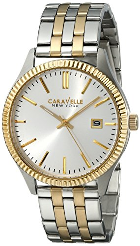 Caravelle New York Men's 45B129 Analog...