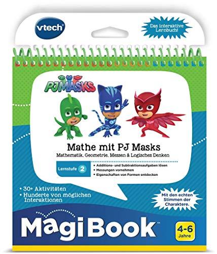 Vtech 80-480104 Lernstufe 2-Mathe mit PJ Masks