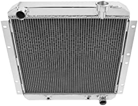 Champion Cooling, 4 Row All Aluminum Radiator for Toyota Landcruiser, MC180