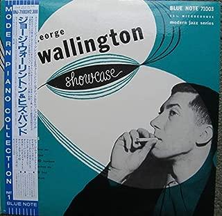 Hank Mobley: Hank Mobley Quartet / George Wallington: Showcase / Blue Note 10 Inch Lp Collection