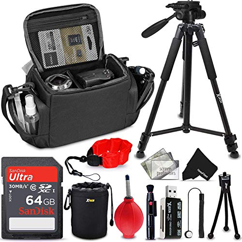 Deluxe Accessories Kit for Leica SL2-S, SL2, V-Lux...