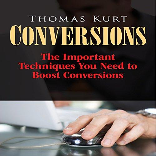 Conversions audiobook cover art