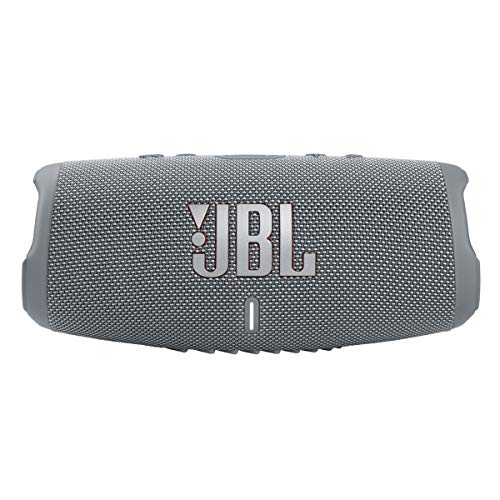 JBL CHARGE 5 - Portable Bluetooth Speaker with IP67 Waterproof and USB Charge out - Gray
