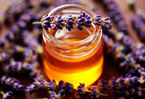 Miel ecológica cruda, lavanda silvestre, 375g