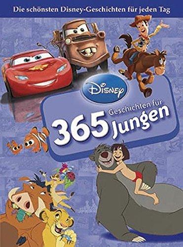 365 Geschichten für Jungs: Die Abenteuer warten auf Dich!