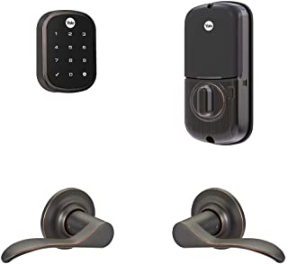 Yale Security B-YRD256-ZW-NW-0BP Yale Assure Lock SL with Z-Wave with Norwood Works with Ring Alarm, Smartthings, and Wink...