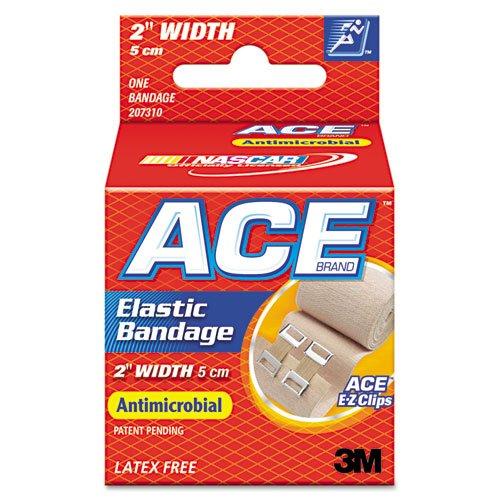 ACE–Vendaje elástico con E-Z Clips, 2
