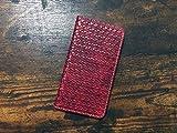 Galaxy A20 SC-02M SCV46 触り心地抜群 スマホケース 手帳型 メッシュパターン 手帳型スマホケ……