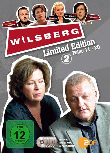 Wilsberg - Limited Edition, Vol. 2: Folge 11-20 (5 DVDs inkl. Bonusmaterial und Szenen-Postkarten)