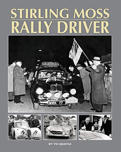 Stirling Moss: Rally Driver