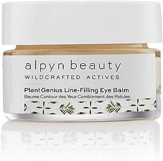 Alpyn Beauty - Natural PlantGenius Line-Filling Eye Balm (.5 fl oz   14 ml)