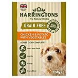 Harringtons Wet Chicken & Potato with Vegetables, 150g
