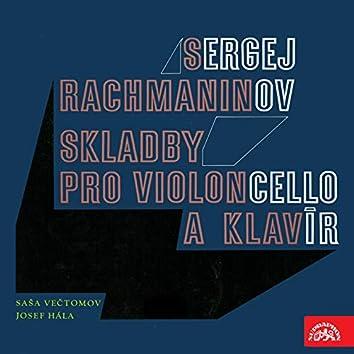 Rachmaninov: Cello Sonatas