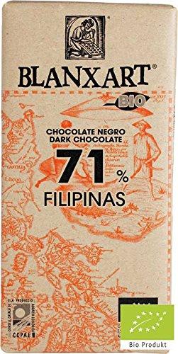 Blanxart Schokolade Edelbitter Philippinen 71% [BIO]