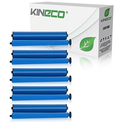 Kineco 5 Thermorollen kompatibel zu Phillips PFA351 PFA352 für Phillips Magic 5 - je 140 Seiten