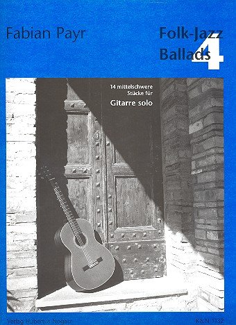 Folk-Jazz Ballads Band 4 :
