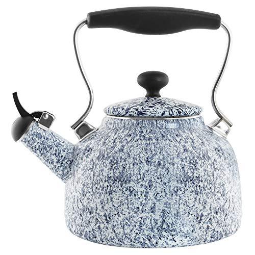 Chantal Vintage Splatter Teakettle