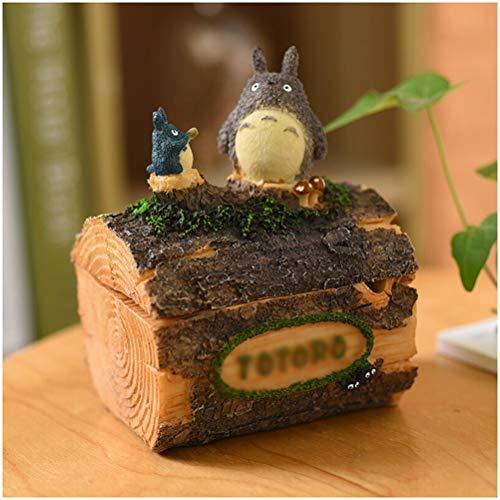 GAOJIAN Grande de Totoro cendrier avec Housse Cendrier sans fumée pour Maison et Jardin extérieur Les Cigarettes Crafts