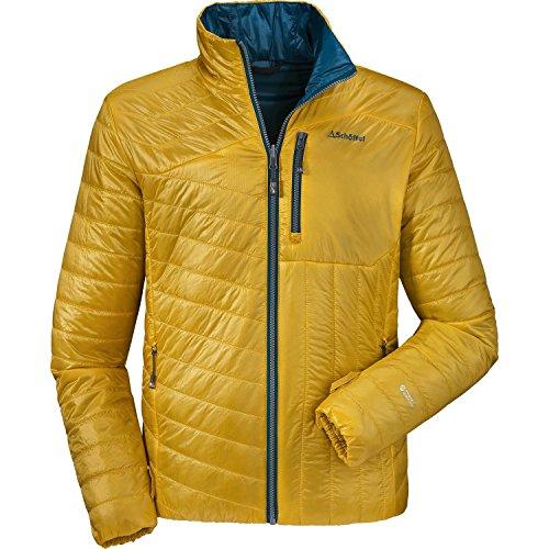 Schöffel Herren 21624-5040 ZipIn-Jacke ZipIn! Jacket Whistler Sulphur - 52