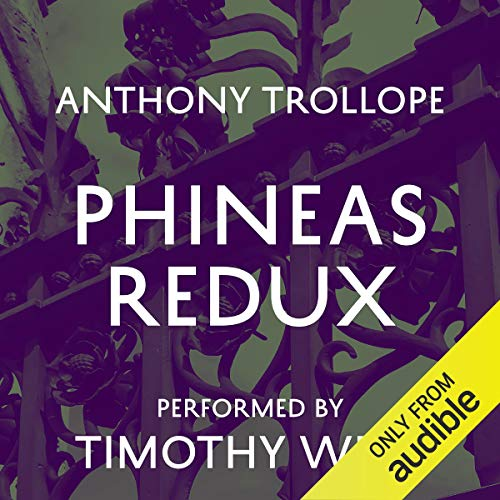 Phineas Redux cover art