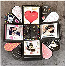 Other DIY Surprise Box Surprise Boxing Caja Explosion Scrapbook Photo Album with Kit for Valentine's Day Gift Box