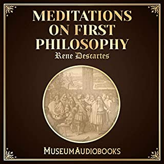 Meditations on First Philosophy audiobook cover art