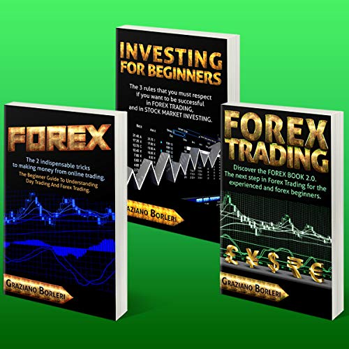 Forex - Investing for Beginners - Forex Trading: Collection of 3 Books cover art
