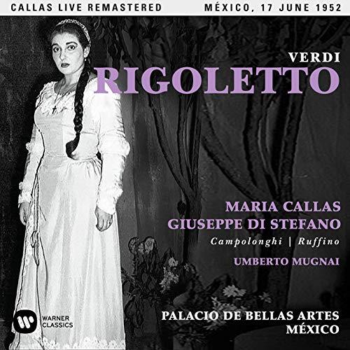 Verdi: Rigoletto (Mexico, 17/06/1952)